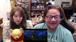 Detective Pikachu - Official Trailer - REACTION!
