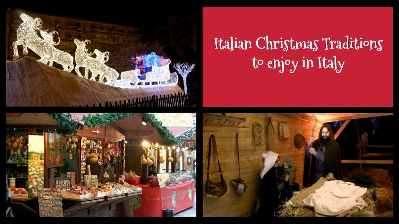 Italian Christmas.Best Italian Christmas Traditions You Can Enjoy In Italy