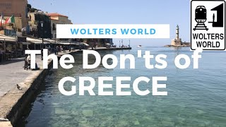 10 Secret things you didn't know about Visit Greece