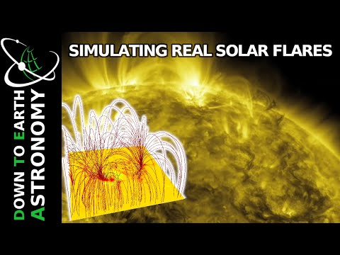 Predicting Solar Flares | My Master's Thesis