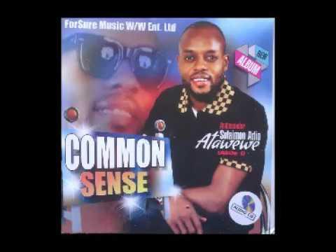 COMMON SENSE A - ATAWEWE