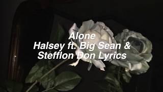 Alone Remix   Halsey Ft Big Sean Amp