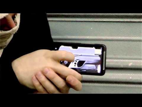 Weaphones™ Gun Simulator Free - симулятор оружия на андроид