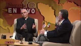 Nuestra Fe en Vivo - 20 de octubre 2014 - Pepe Alonso con el P. Andrés Mendoza