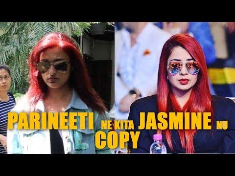 Jasmine Sandlas Vs  Parineeti | Parineeti...