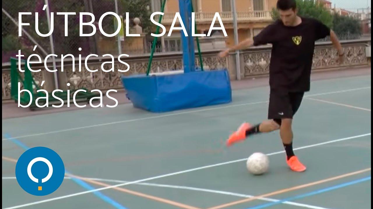 Fútbol Sala Mejores Jugadas Y Técnicas Clase De Fútbol Sala Completa Youtube