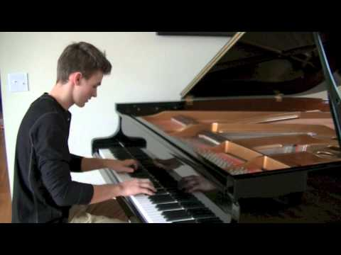 Colbie Caillat: Try (Elliott Spenner Piano Cover)