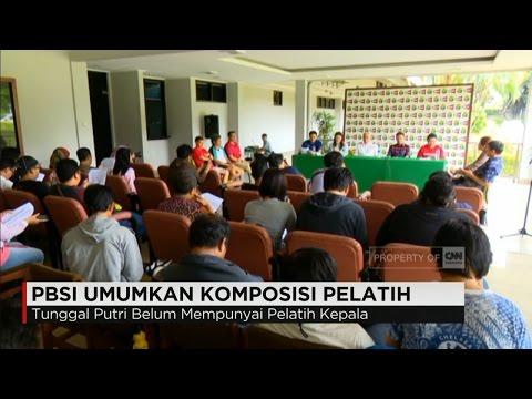 PBSI Umumkan Komposisi Pelatih Mp3