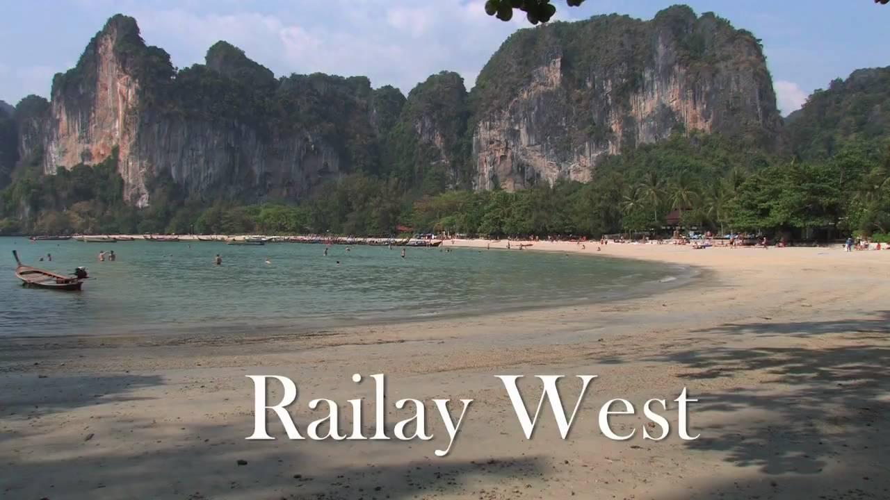 West Railay Beach