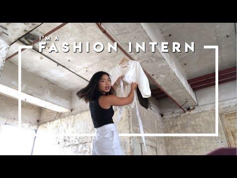 My First Day As A Fashion Marketing Intern!