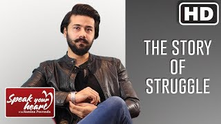 Ali Abbas   The Most Hardworking Actor   Speak Your Heart With Samina Peerzada
