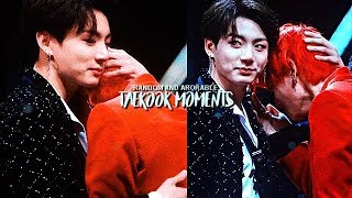 Random & Adorable Taekook Moments part 4