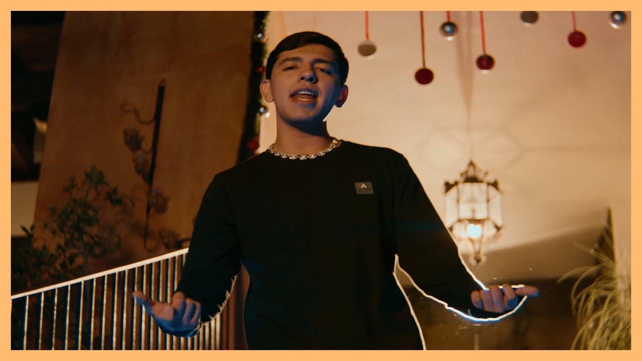 Por Las Calles Se Rumora - (Video Oficial) - Ruben Figueroa - DEL Records 2021