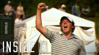 Rory McIlroy's success at Quail Hollow