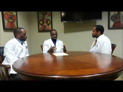 Black Men in White Coats...we exist!