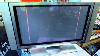 plasma tv repair update nec and 32 inch hitachi donation