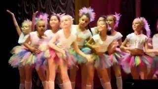 Отчётный концерт танцевального коллектива Stars 2016
