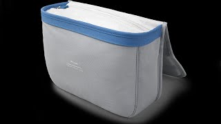 Bedside Organizer for CPAP Masks & Accessories - DirectHomeMedical.com