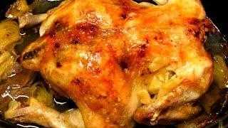 Ukus da prste poližeš, rumeno i sočno pileće meso. Saft u kojem se ...