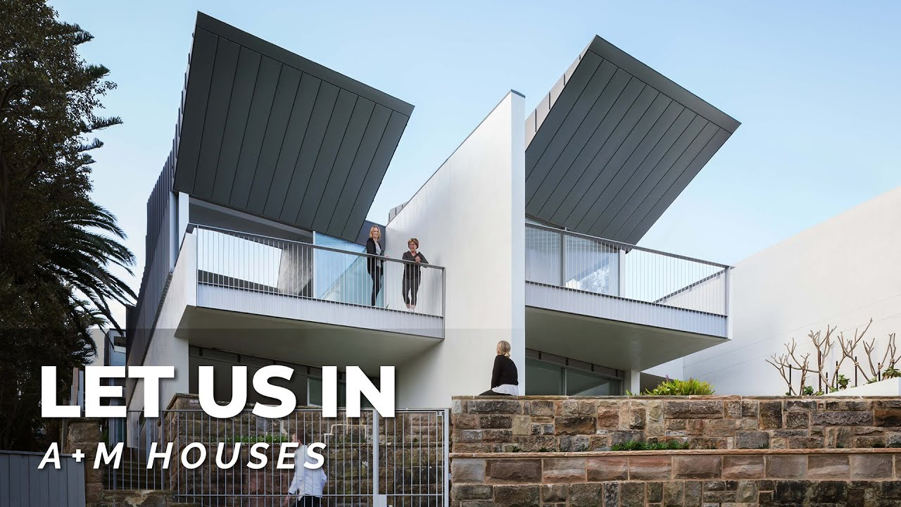 An Architect's Own Beachfront Home in Sydney's Exclusive Fairlight w Luxurious Master Retreat!