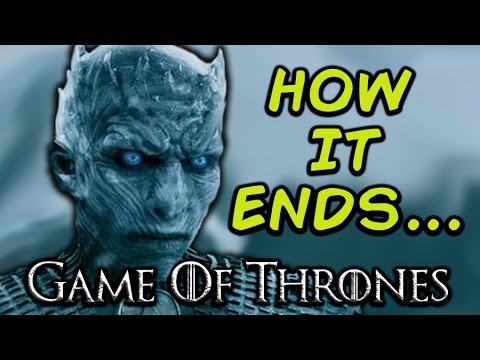 How Game Of Thrones Will End... (The Bittersweet Conclusion)