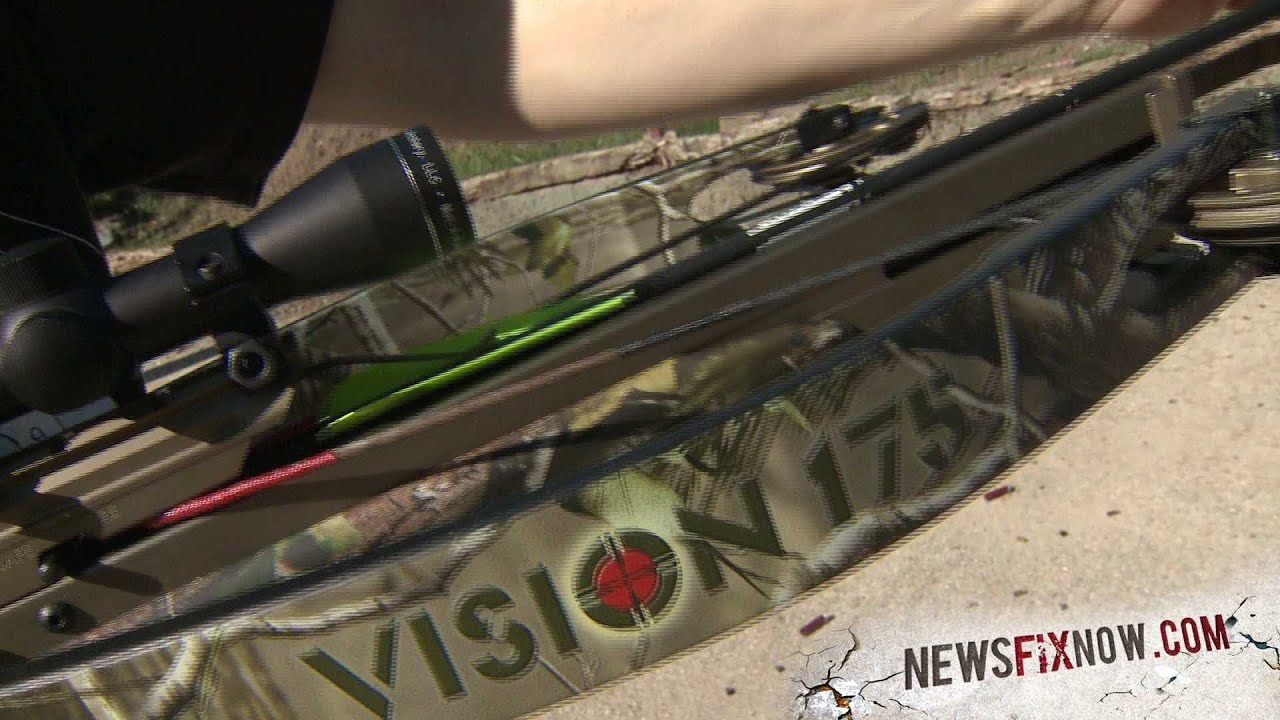 Bullet Points - Horton Vision 175 Crossbow