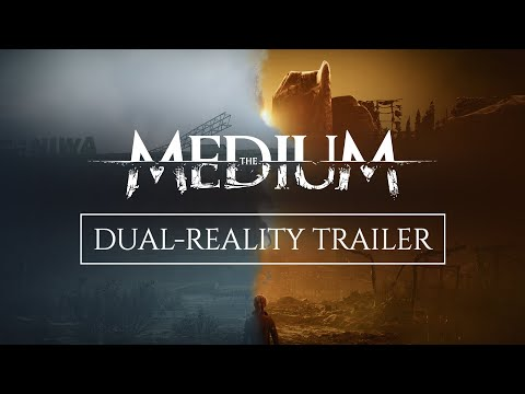 The Medium - Dual-Reality Trailer