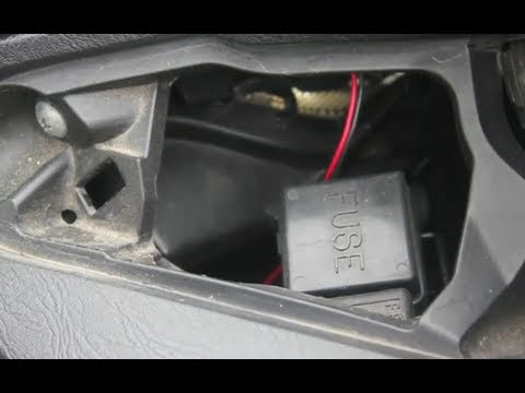 kawasaki mule 3010 fuse box location 07+ suzuki burgman 400 fuse box location - youtube kawasaki eliminator 125 fuse box location