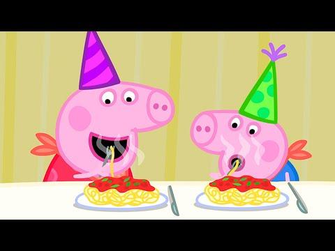 Мультфильмы - Свинка Пеппа - Сезон 8 - Сборник 6 - Мультфильмы