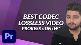 Best Lossless Codec for Exporting Video Without Quality Loss on Mac and PC for film in Premiere Pro