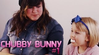 Gambar cover O Challenges!   Chubby Bunny #1 with Anya & Libby   ocUKids