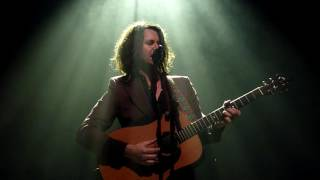 Unpicking A Puzzle - Bernard Fanning Civil Dusk Album Launch, Redfern - 2-8-2016