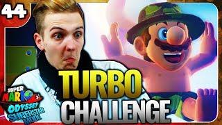 Turbo-nice Challenges 🌍⭐️ Super Mario Odyssey Superstar Mode #44