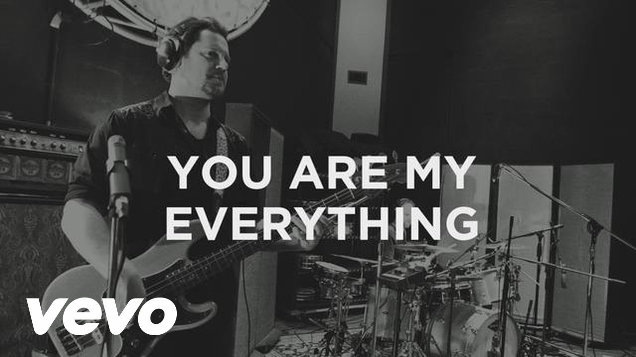 Third Day You Are My Everything Official Lyric Video Youtube