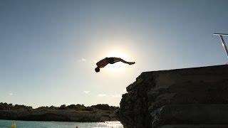 Mallorca Flips 2016 (Cliff Jumping)
