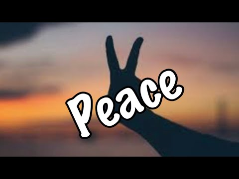Go Get Your #PEACE