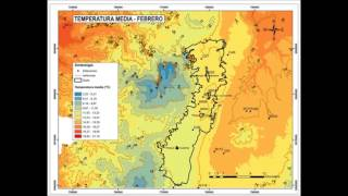 Temperatura media anual en Quito