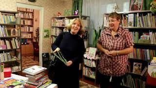Детская библиотека в Авдеевке продолжает работать, несмотря на войну