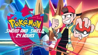 Pokemon Sword and Shield 6 Hour Stream - tempted 24