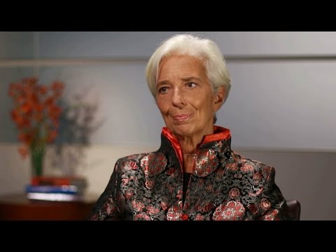 Christine Lagarde on the significance of the Yuan's inclusion to the SDR
