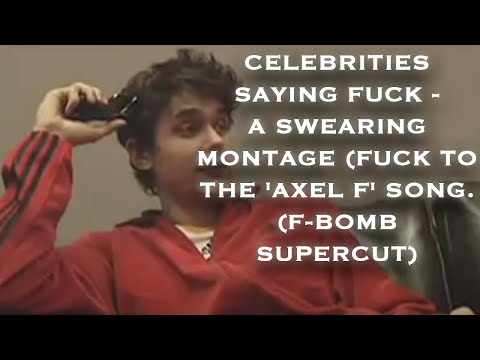 VKMTV - Celebrities saying Fuck to the