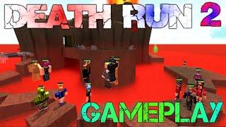 ROBLOX gameplay comentário w/amigos | Morte Run | Eu sou Killer + falha! |