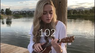 102 ukulele cover // matty healy