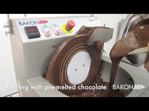 Bakon Usa Chocolate Tempering Machine Choco Tt