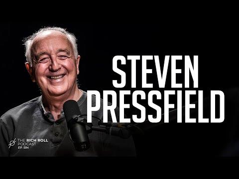 The War of Art: Steven Pressfield | Rich Roll Podcast
