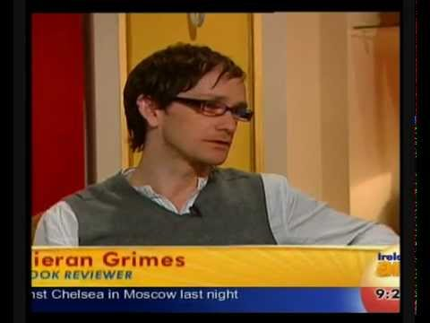 Ireland AM Book Review- Cook Books, 22nd May, 2008