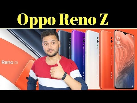 Oppo Reno Z Launched - Notch Design, Reno Flagship - Specs, Price [Hindi]