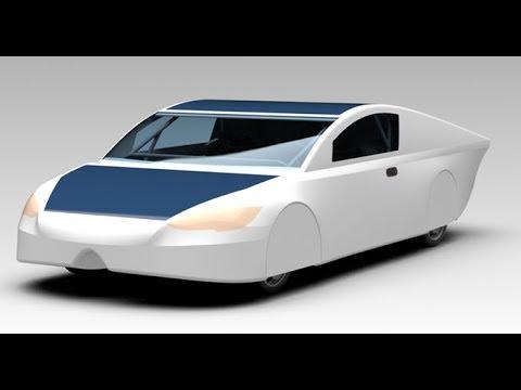 Midnight Sun XII - University of Waterloo Solar Car