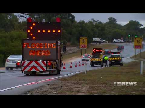 Wet Weather | 9 News Perth
