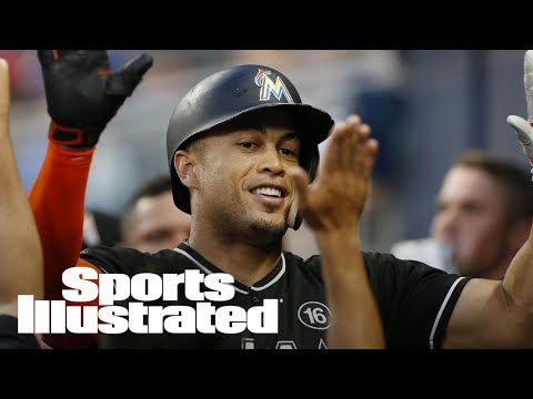 Marlins Outfielder Giancarlo Stanton Clears Waivers, Can Be Traded | SI Wire | Sports Illustrated